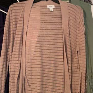 Old Navy taupe color sweater size M